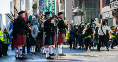 196th Montreal St. Patrick's Parade