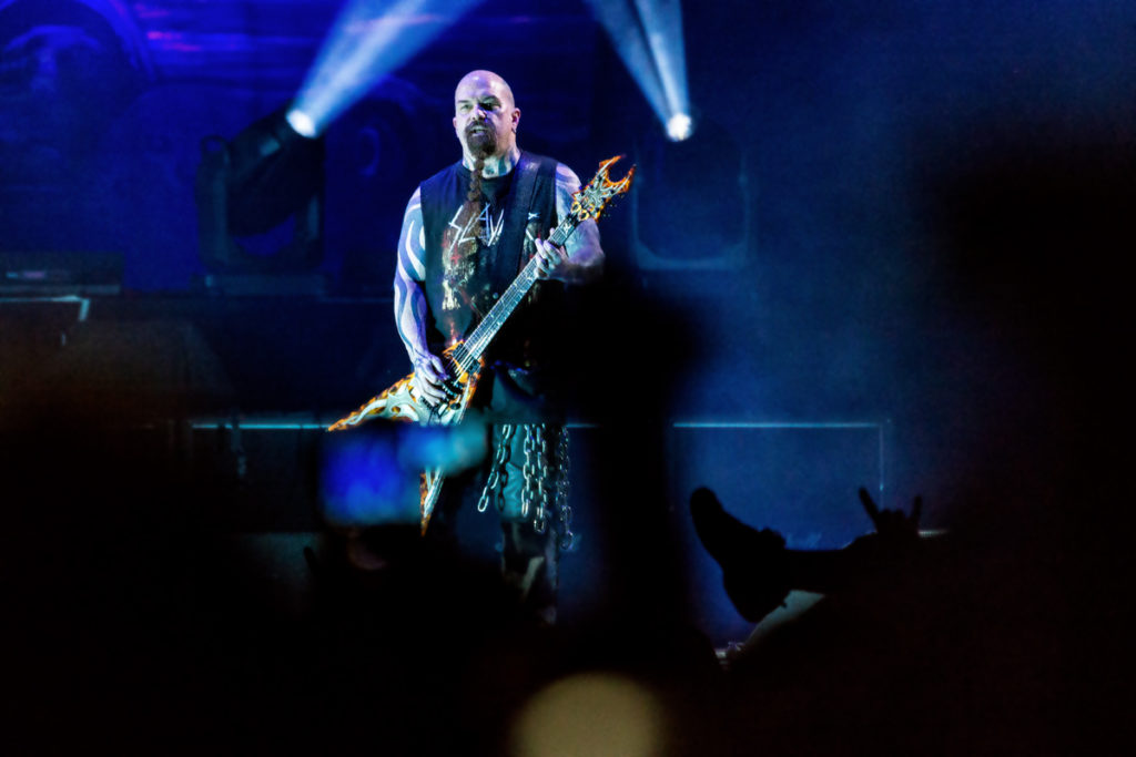 Kerry King performs at Heavy Montreal 2019 - Shot by Kieron Yates