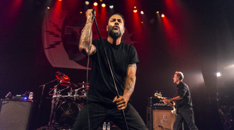 Live Review: Strung Out at Club Soda, Montreal, October 2nd 2019